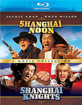 SHANGHAI NOON/SHANGHAI KNIGHTS BY CHAN,JACKIE (Blu-Ray)