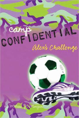 Alex's Challenge By Morgan, Melissa J.